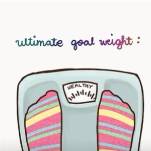 Goal Weight Scale