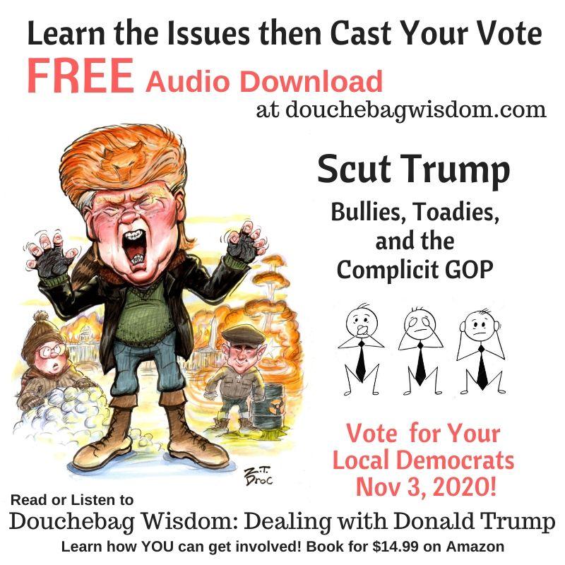 Free Audio Douchebag Wisdom